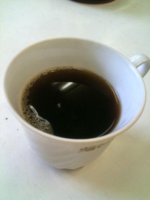 いりたてコーヒー
