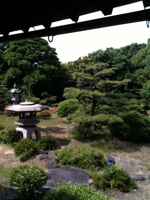 新井邸庭園